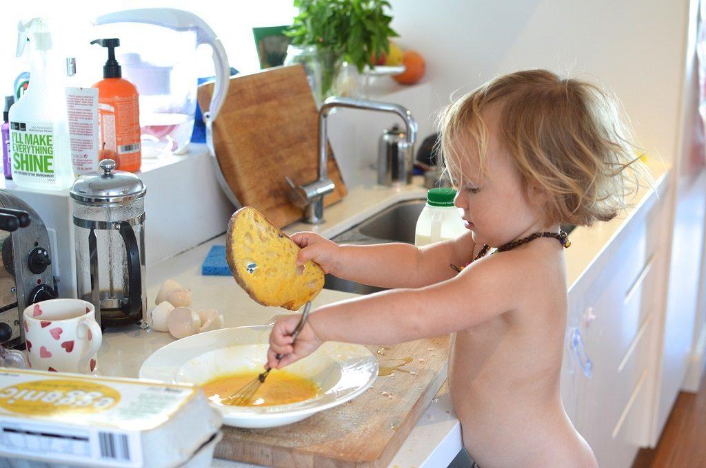 Živila za uravnotežen in hranilen zajtrk